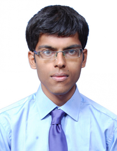 The profile picture for Akhil Vijay